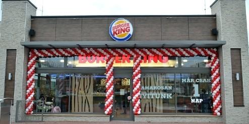 Burger King Szeged Drive , Szeged